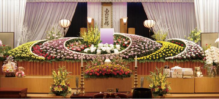 祈りプラン 祭壇