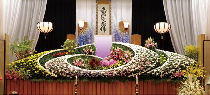 普通のお葬式「願い プラン」